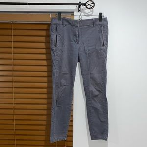 Grey loft stretchy work pants